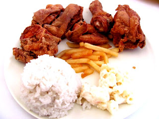 Chicken, Jollibee, Mcdonalds, Davao City, Rice, Cook, Meat, Poultry, Goldie Chicken House, Restaurant, Davao Restaurants, Davao Delights