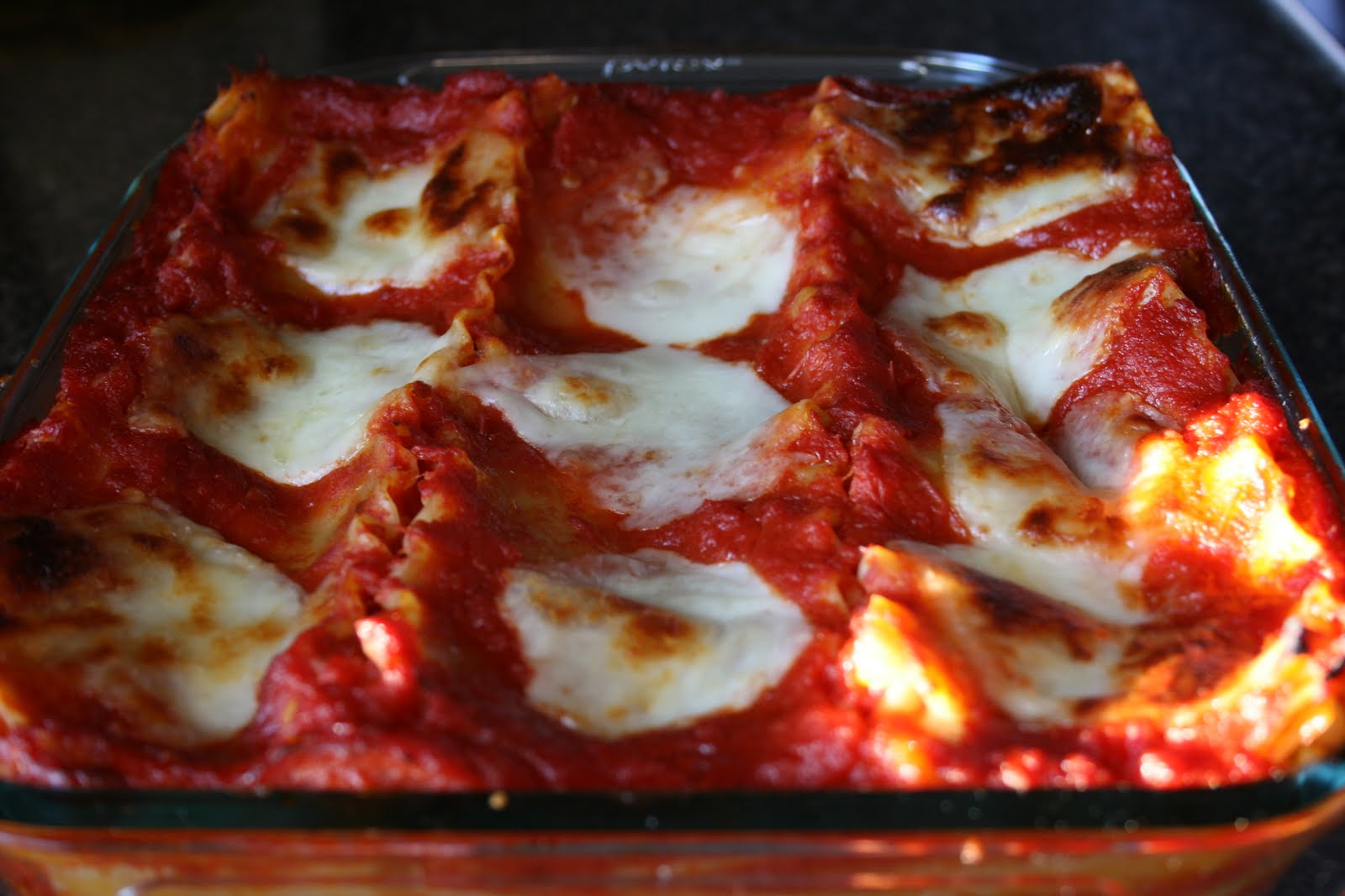 BREANNA'S RECIPE BOX: Thousand Layer Lasagna