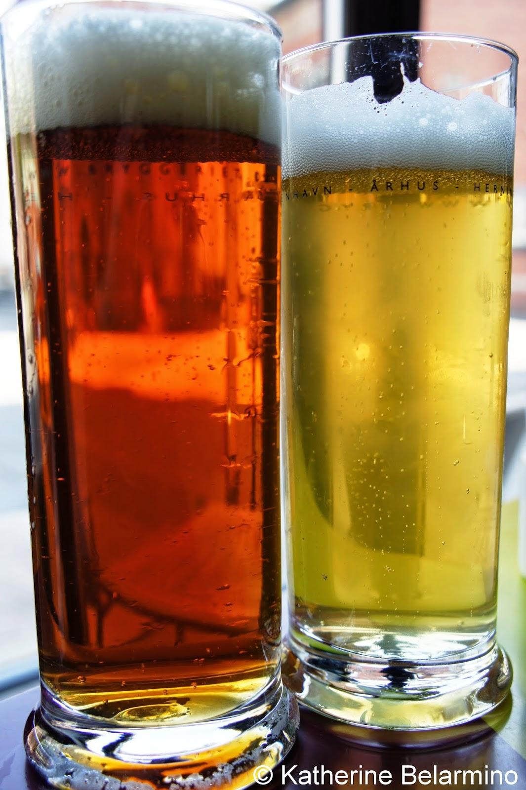Danish Beer Sct. Clemens Brewery Aarhus Denmark