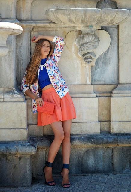 Faldas de verano