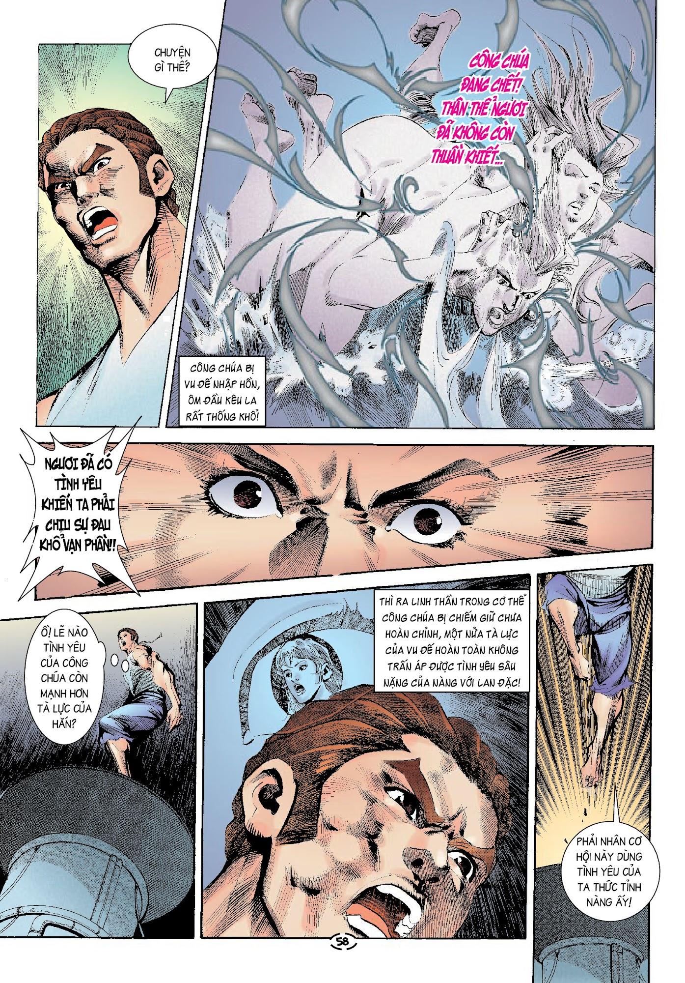 Đại Kiếm Sư Chap 32 - Trang 22