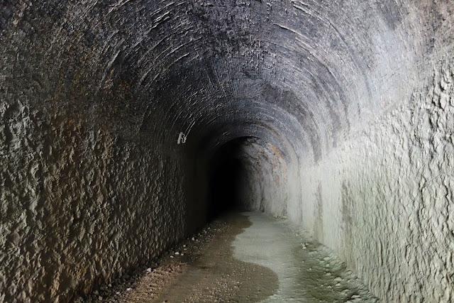 Racó del Duc. Túnel o mina llarga