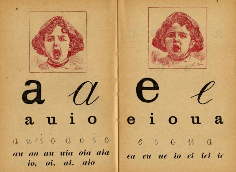Il blog di oliveto si fa per dire sillabario del paese unito for Unito lettere
