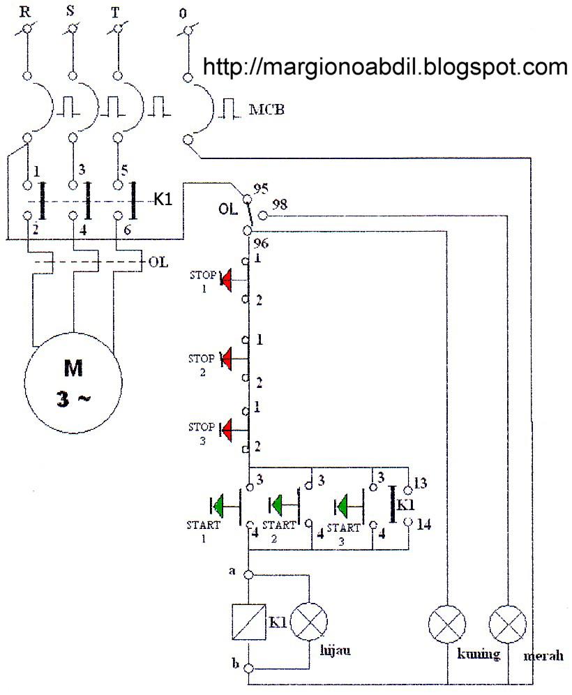 Bagirgiono abdil ber gambar 3 diagram pengawatan ccuart Images