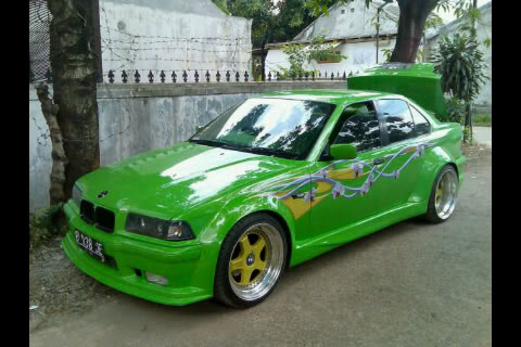 BMW modifikasi