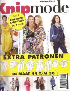 Knipmode №4 2011
