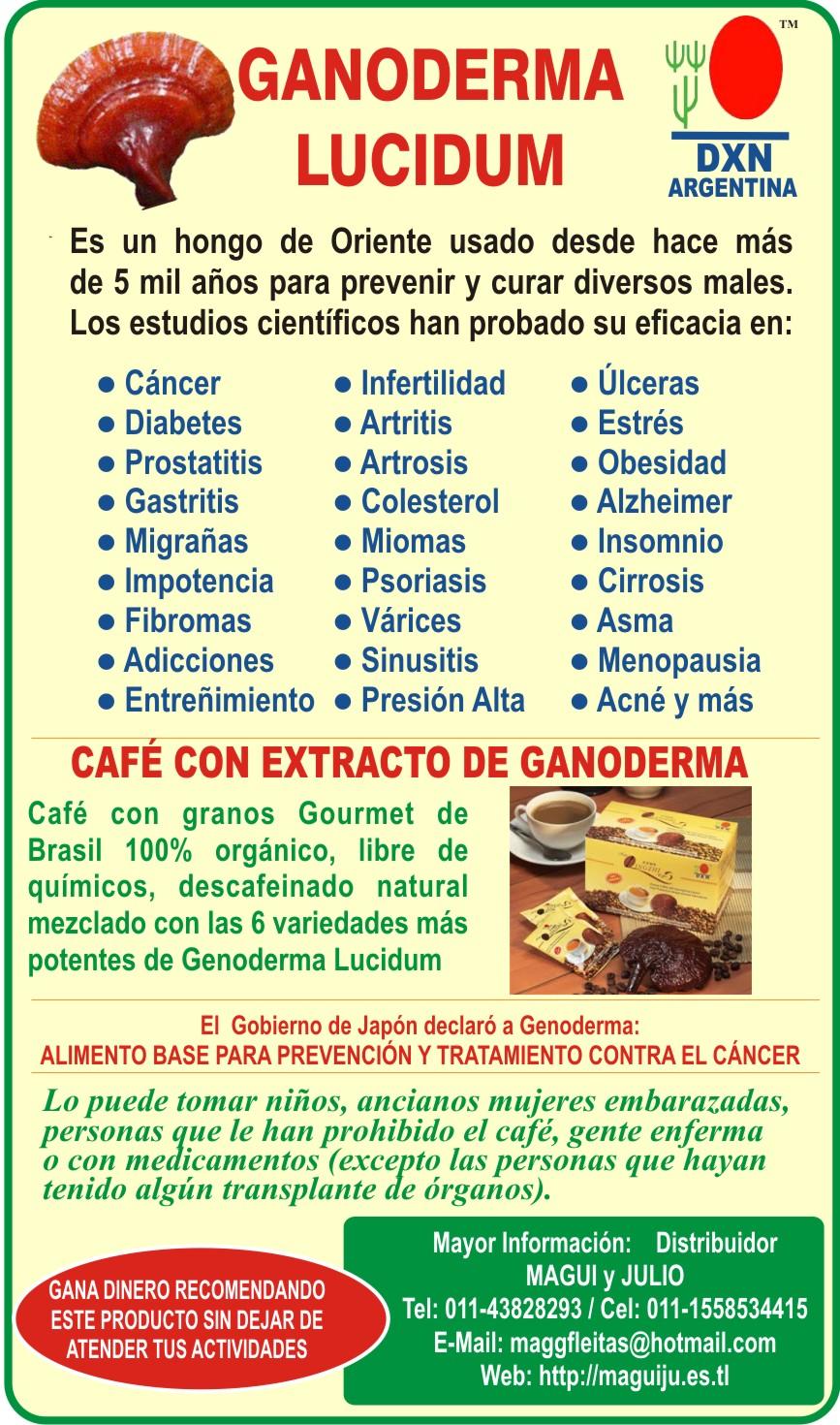 Cafe De Hongo Chino