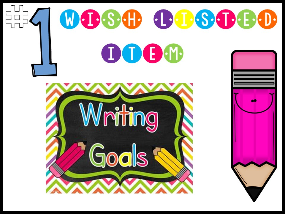 http://www.teacherspayteachers.com/Product/Writing-Goals-Chart-with-Editable-Pages-777227