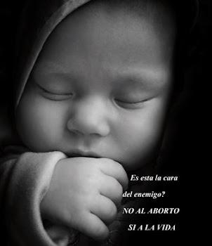 NO al Aborto!!!!!