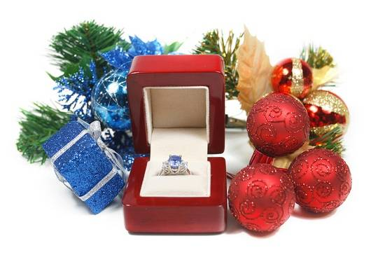 Christmas and New Year Proposals Amongst the Most Popular