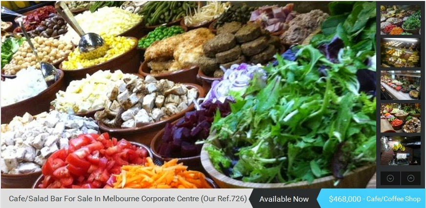 how to start cafe business melbourne