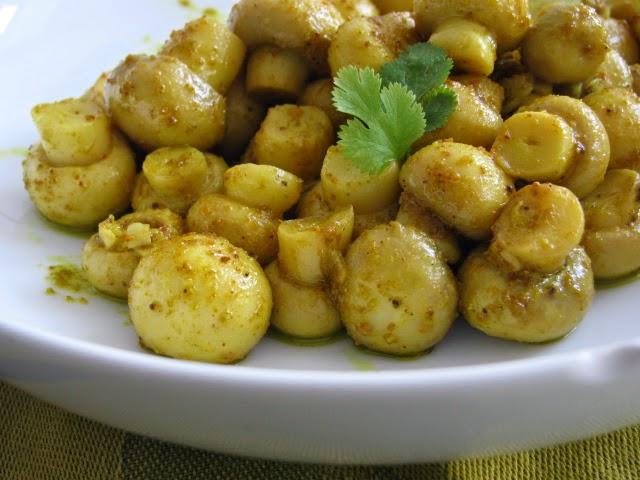 Mis recetas comida hecha en casa como hacer hongo for Comidas sencillas