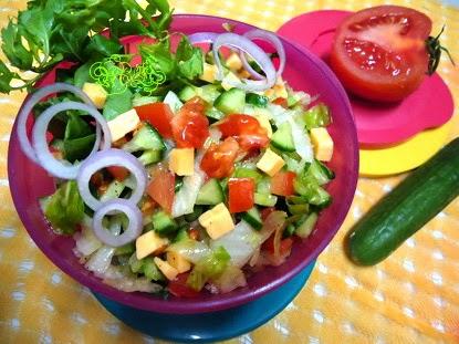 salad iceberg lettuce