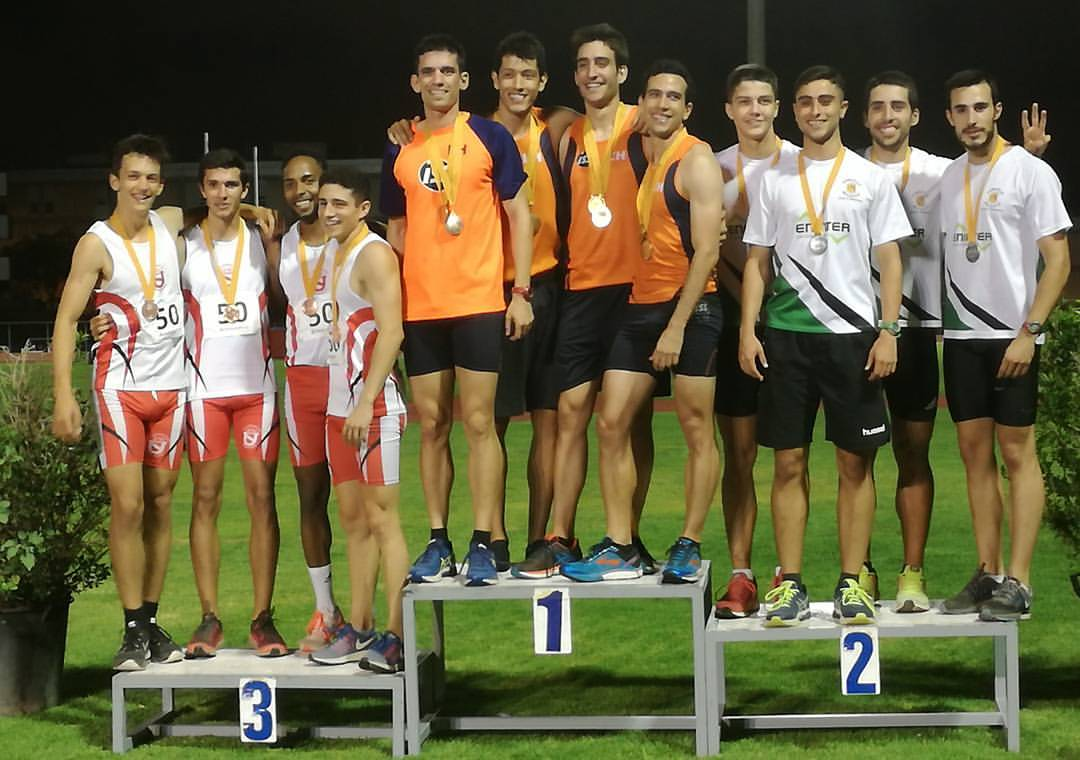 Bronze Campionat de Catalunya Absolut de Relleus