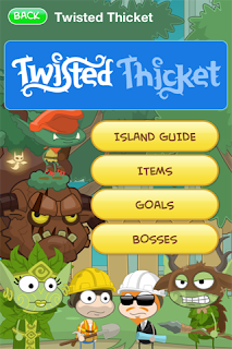 Twisted Thicket walkthrough app now available!