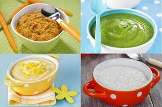 Langsung Saja Inilah Dia Resep Makanan Bayi  Bulan Yang Perlu Anda Coba