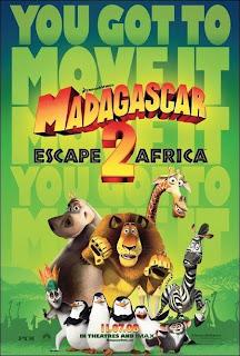 Ver online:Madagascar 2 (Madagascar: Escape 2 Africa ) 2008
