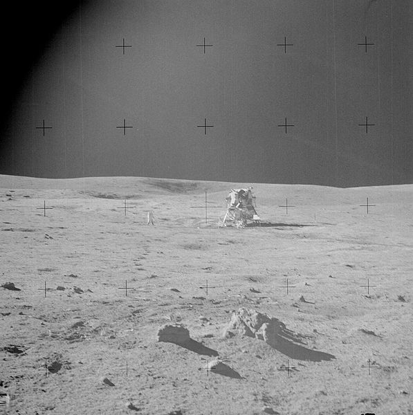 conspiracy theories surrounding the apollo 11 landing Despite insurmountable evidence to the contrary, conspiracy theorists have  claimed for years that man did not walk on the moon, that the.