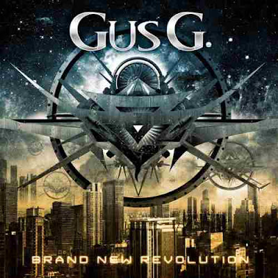 GUS G.: Όλες οι λεπτομέρειες του επερχόμενου album