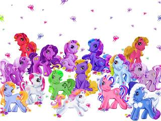 Dibujos de Mi pequeño pony - My Little Pony para imprimir