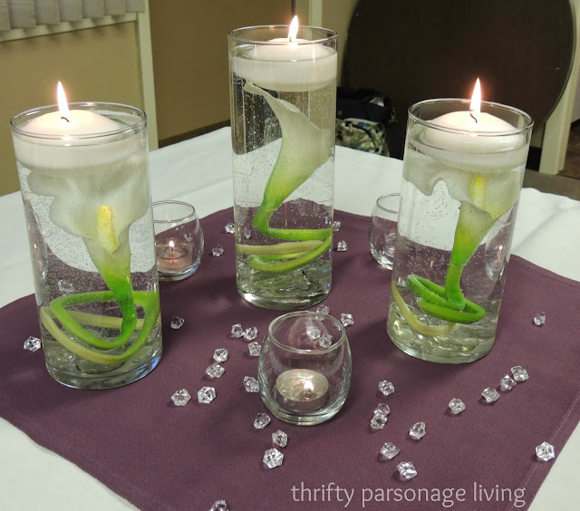 Thrifty Parsonage Living: DIY REHEARSAL DINNER ON A BUDGET (part 1 Decor)