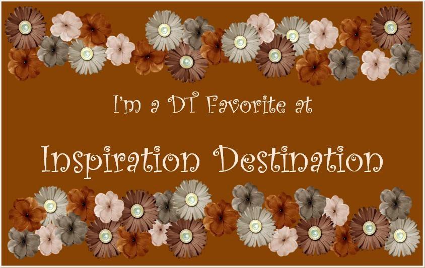 DT FAVORITE - INSPIRATION DESTINATION - CHALLENGE 76 ANYTHING GOES - 09 MRT 2016