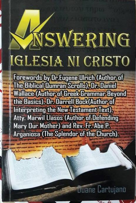 Answering Iglesia Ni Cristo®
