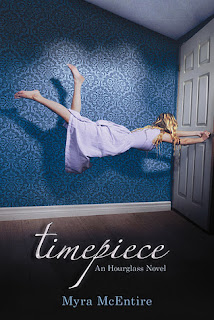 Review: Timepiece (Hourglass #2) by Myra McEntire