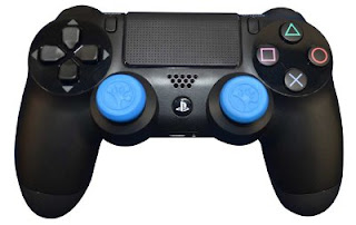 Gratis protectores de sticks control PS4