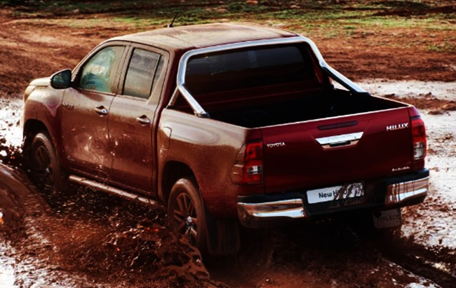 DRIVEN-Generation Toyota Hilux 2.4 D4D 4x4 AT