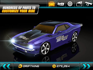 Drift Mania Street Outlaws Android Mobile Game