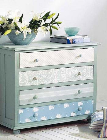 Cosas de palmichula forrar muebles con papel pintado for Papel pintado autoadhesivo para muebles