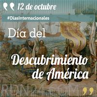 Día del Descubrimiento de América #DíasInternacionales