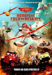 Aviões 2: Heróis do Fogo ao Resgate - TS Dublado