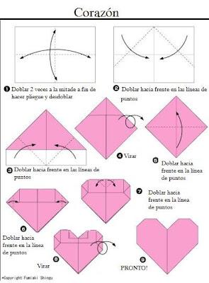 El mas complicado noviembre 2012 - Como hacer un corazon con fotos ...