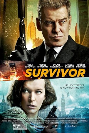Survivor (2015) Full Movie