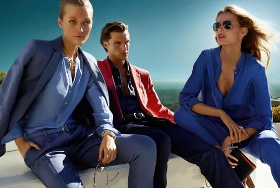 Massimo Dutti primavera verano 2014 colección mujer y hombre