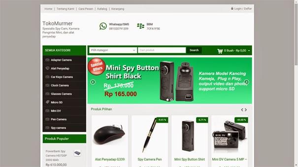 glodok elektronik toko online terpercaya 100 by share