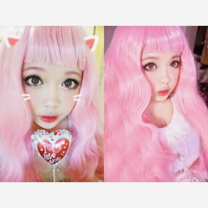 Lolita & Anime Wigs for an Ultimate Fresh Look