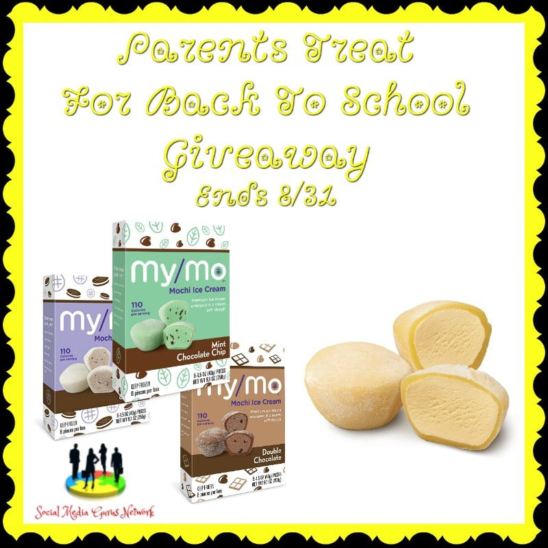Parent Treat for Back To School