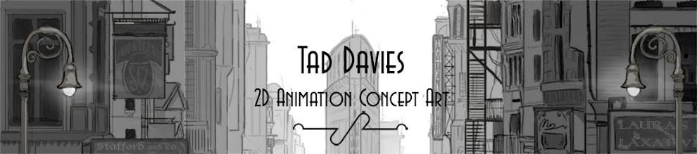Tad Davies Animation