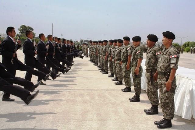 showing 1st image of Inscripcion Al Ejercito Voluntario 2018 Nuestro Ejército en video: Emotiva y patriótica ceremonia ...
