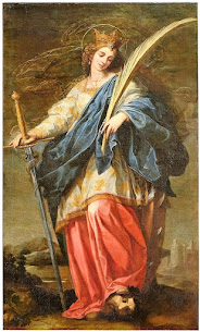 Saint Catherine of Alexandria, An Introduction