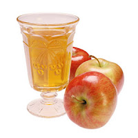 Apple cider vinegar is composed of high potassium, which has properties of cell division.
