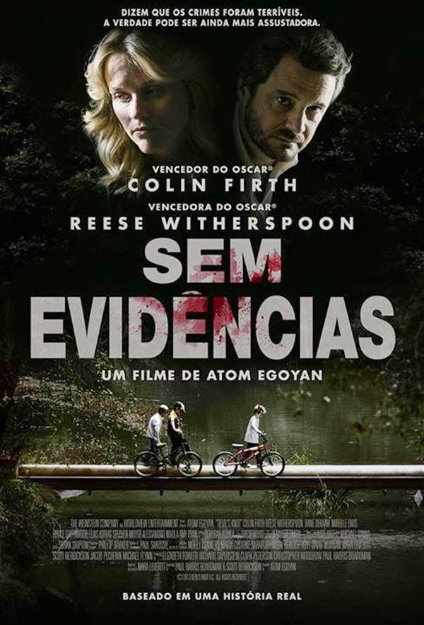 Baixar Filme Sem Evidências DVDRip AVI + RMVB Dublado