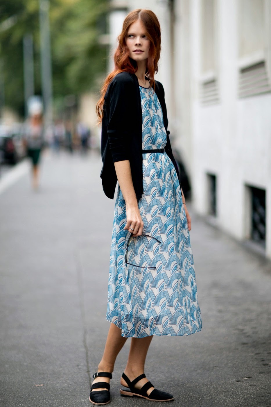 Model Street Style: Milan Spring/Summer 2015 [Part 1 ...