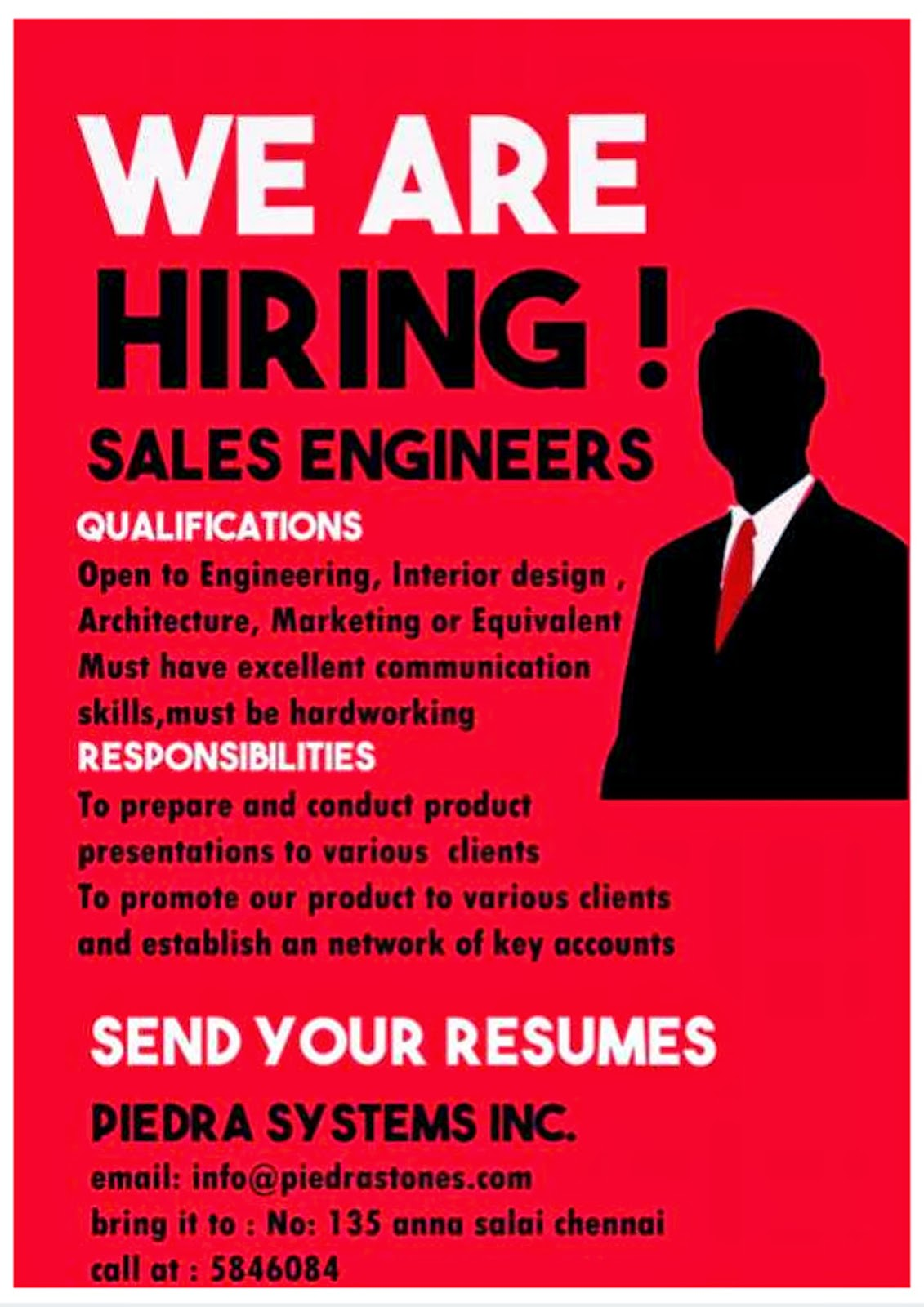 Pics for job vacancy poster template Vacancy for interior designer