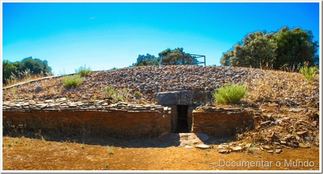 Monumentos Megalíticos de Alcalar; Férias no Algarve