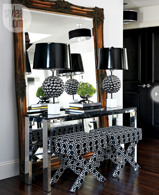Mix and chic home tour a modern and stylish hotel for Hotel chic decor