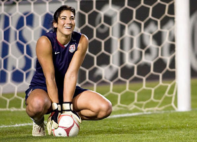 Fotos da Hope Solo - Goleira do EUA 4